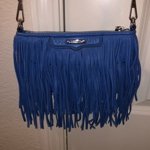 Rebecca Minkoff Fringe Purse, never been used